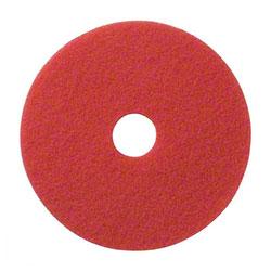 """SSS® Red Spray Buff Floor Pad - 15"""""""