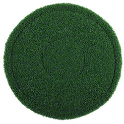 SSS® Mean Green Round Scrub-Brush Pad - 20""