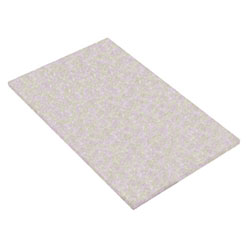 "SSS® #49A White Light Duty Hand Pad - 6"" x 9"""