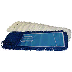 "SSS® MicroPower Dust Mop - 5"" x 36"", Blue"