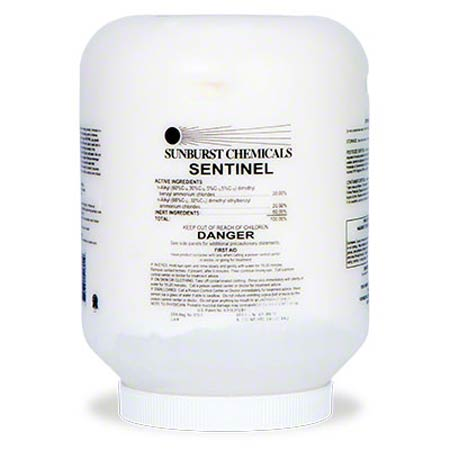 Sunburst Sentinel Solid Sanitizer - 3 lb.