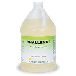 Sunburst Challenge Concentrated Degreaser - Gal.
