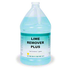 Sunburst Lime Remover Plus Acid Cleaner/Descaler - Gal.