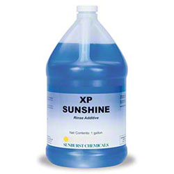 Sunburst XP Sunshine Liquid Warewashing Drying Agent - Gal.