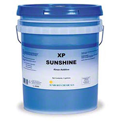 Sunburst XP Sunshine Liquid Warewashing Drying Agent - 5 Gal