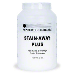 Sunburst Stain-Away Plus Food & Beverage Stain Remover