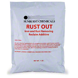 Sunburst Rust-Out Iron & Rust Removing Reclaim Additive