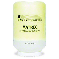Sunburst Matrix Solid Laundry Detergent - 5 lb.