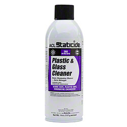 ACL Staticide® Plastic & Glass Cleaner - 14 oz. Net Wt.