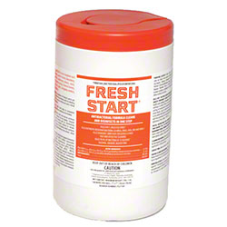 Bro-Tex Fresh Start® Disinfectant Wipes - 160 ct. Canister