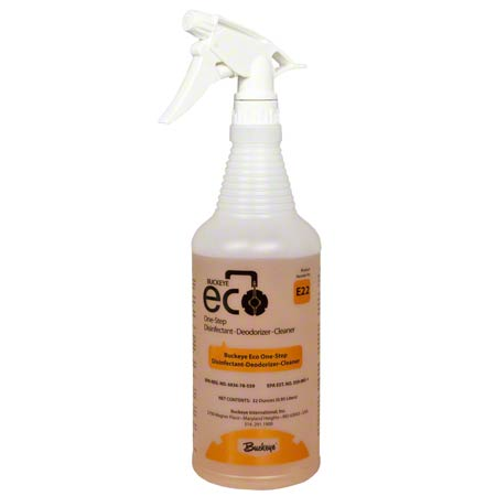 Buckeye® Eco® E22 One-Step Bottle & Trigger Sprayer