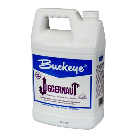 Buckeye® Juggernaut® Floor Finish Stripper - Gal.