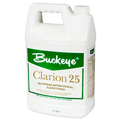 Buckeye® Clarion® 25 Microban® Antimicrobial Floor Finish - Gal.