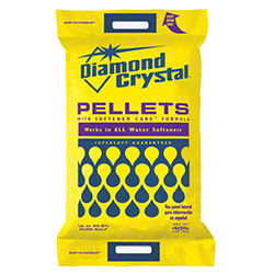 Diamond Crystal® Water Conditioner Pellets w/Softener Care Added