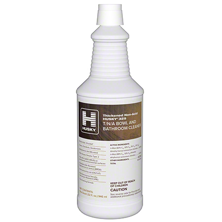Husky® 325 T/N/A Bowl & Bathroom Cleaner - Qt.