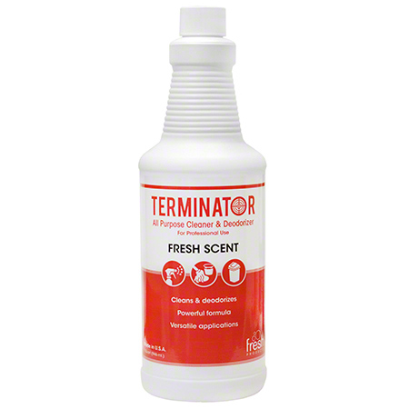 Fresh Terminator All Purpose Cleaner & Deodorizer - Qt.