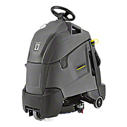 "Karcher® Chariot™ 2 iScrub 20 Deluxe Stand On Scrubber - 20"", 114 AH AGM"