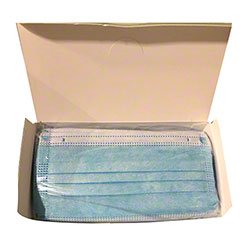 3-Ply Disposable Non-Woven Face Mask