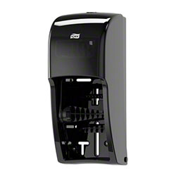Tork® Elevation® High-Capacity Bath Tissue Dispenser - Black
