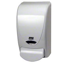 Deb® ProLine® Curve 1 L Proprietary Dispenser - White