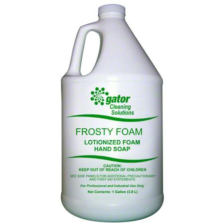 Gator Frosty Foam Lotionized Foam Hand Soap - Gal.