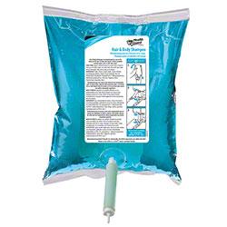 Kutol Soft & Silky Hair & Body Shampoo - 800 mL Bag-in-Box