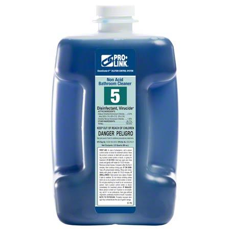 PRO-LINK® ChemiCenter ll™ #5 Non-Acid Bathroom Cleaner