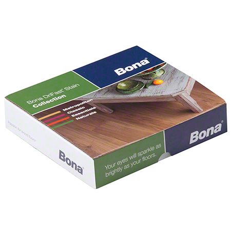 Bona® DriFast® Stain Fan Deck Collection Box