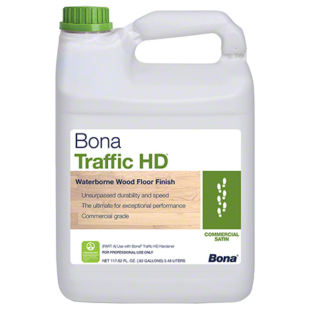 Bona® Traffic HD™ Finish - Gal., Commercial Semi Gloss