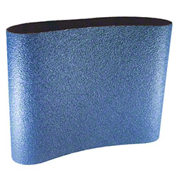 "Bona® Blue Anti-Static 8"" Sanding Belt - 80 Grit"