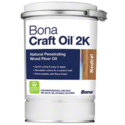 Bona® Craft Oil™ 2K Wood Floor Oils