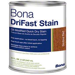 Bona® DriFast® Stain - Qt., Sedona Red