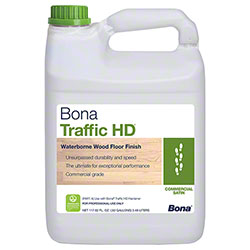 Bona® Traffic HD™ Finish - Gal., Commercial Satin