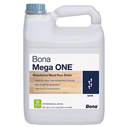 Bona® Mega ONE™ Waterborne Finish - Gal., Satin