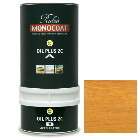 Rubio® Monocoat Oil Plus 2C A & B - Citrine