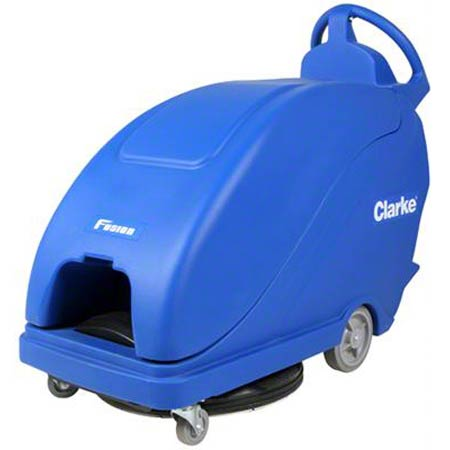 "Clarke® Fusion 20T Battery Burnisher-20"", Traverse,195 AH"