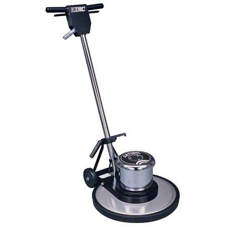 "EDIC Saturn™ Low Speed Floor Machine - 13"", 1 hp"