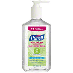 GOJO® Purell® Advanced Hand Sanitizer Green Certified Gel - 12 oz.