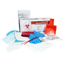 Impact® Bloodborne Pathogen Kit Without Disinfectant