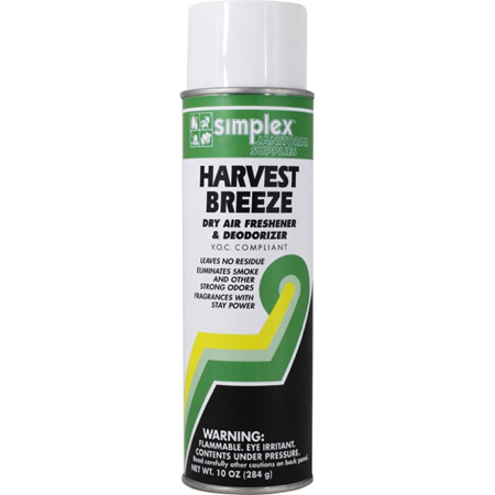 Simplex® Dry Air Freshener & Deodorizer - Harvest Breeze