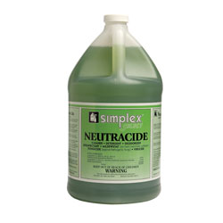 Simplex® Neutracide Disinfectant Cleaner - Gal.