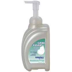 Simplex® Sani-Foam Instant Hand Sanitizer - 950 mL