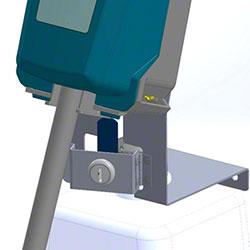 SSS® Navigator Single Button Dispenser Lock Kit