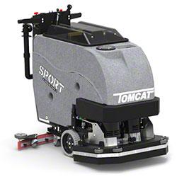 "Tomcat® Sport Scrubber Dryer - 26"" Disk, Traction, 130 AH"