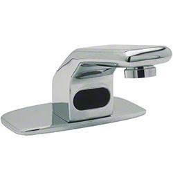 """TimeMist® TLC™ Touch Less Control Faucet w/4"""" Plate"""