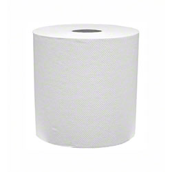"Cascades Elite™ TAD Roll Towel - 7.9"" x 700', White"