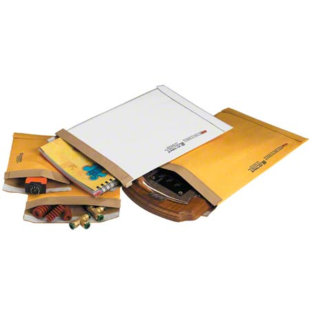 "Sealed Air® #00 Jiffylite® Self-Seal Mailer - 5"" x 10"""