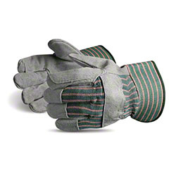 Superior Roughneck Double Palm Glove