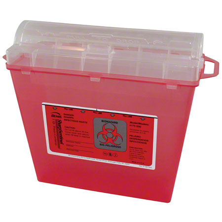 Impact® 5 Qt. Sharps Container