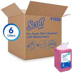 Scott® Pro Liquid Hand Soap w/Moisturizers - 1 L